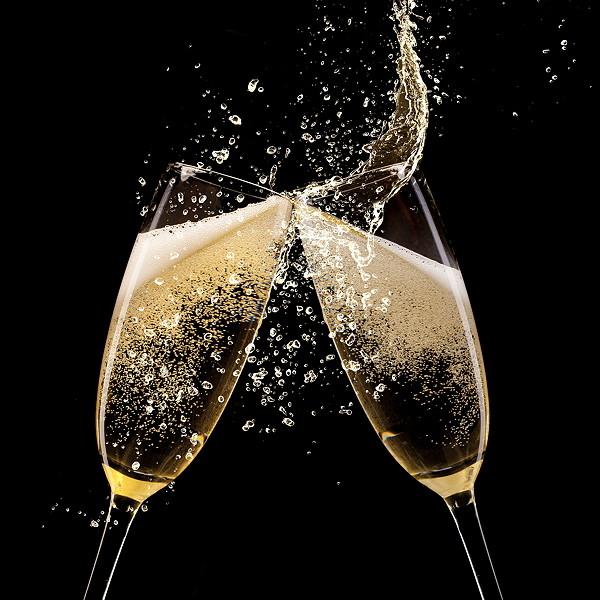 Champagne & Desserts